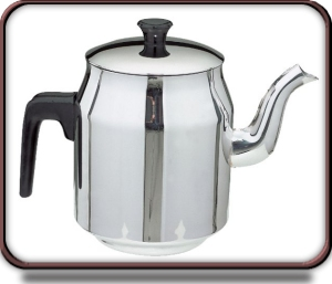 Çelik Çaydanlık