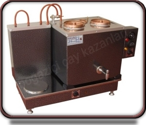 Pleytli Elektrikli Çay Kazanı