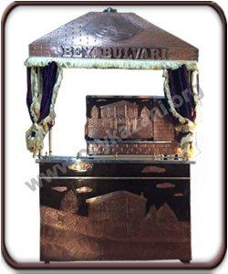 Kahveci Güzeli Arabası